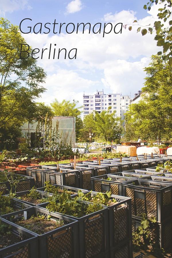 Skrzynki z warzywami w Prinzessinnengarten