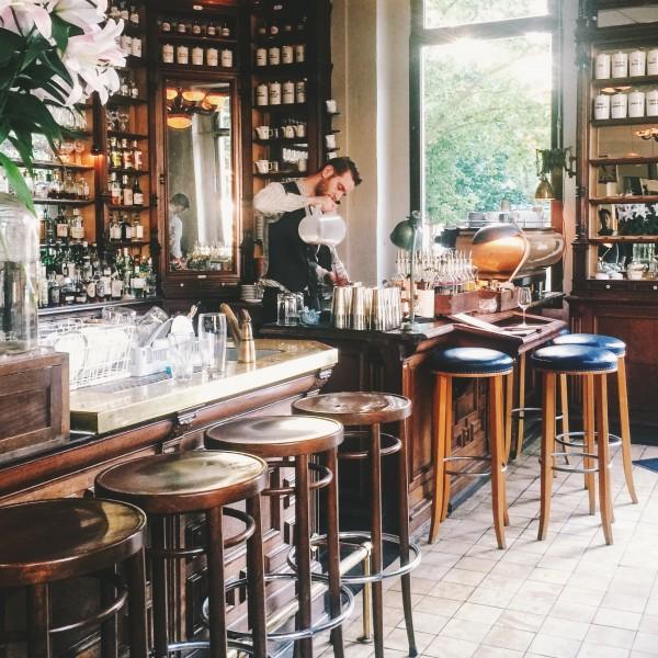 Ora, czyli najpiękniejsza kawiarnia w całym Berlinie.