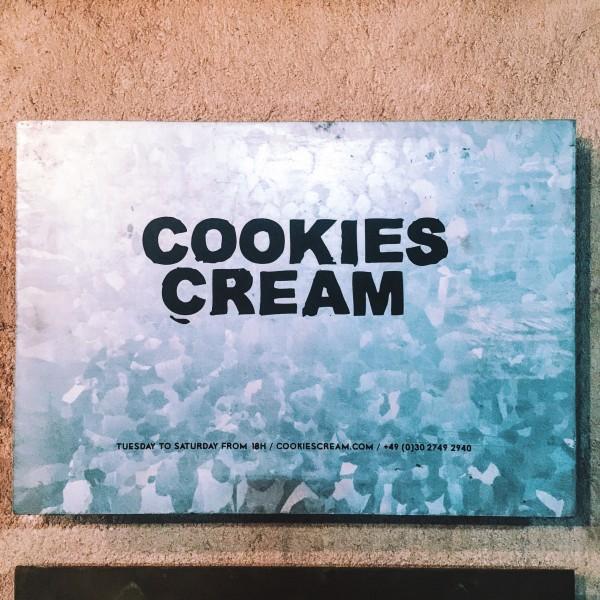 Jedyne zdjęcie z Cookies Cream, cała reszta zapisana w sercu.