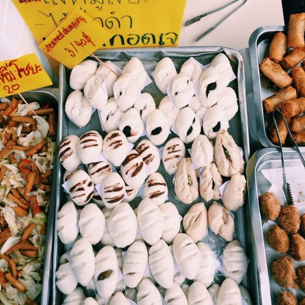 Festiwalowe pierożki – na słodko i na słono, najlepsze te ze słodką pastą z czarnej fasoli