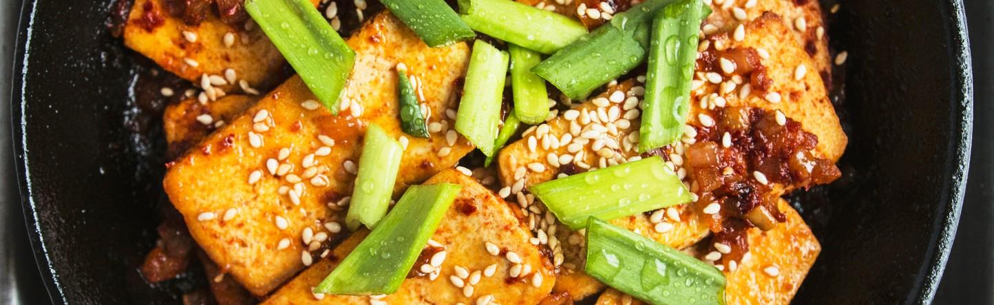 Tofu Po Koreansku Jadlonomia Weganskie Przepisy Nie Tylko Dla Wegan